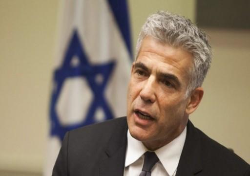 """وزير خارجية الاحتلال يبحث بواشنطن """"التهديد الإيراني"""""""