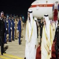 محمد بن زايد يشهد فعاليات ختام درع الخليج المشترك1 بالسعودية