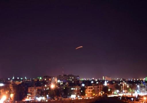 غارات إسرائيلية تستهدف محيط مطار دمشق الدولي