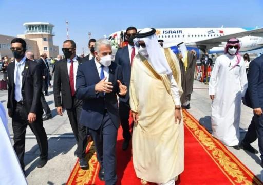 الفصائل الفلسطينية تندد باستقبال البحرين وزير خارجية الإحتلال