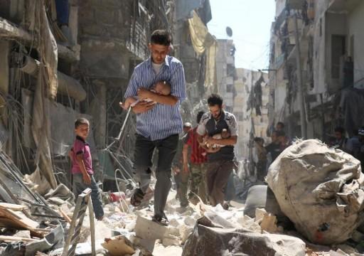 جمعية سورية: نظام الأسد وروسيا يقتلان 188 مدنياً في إدلب خلال يناير