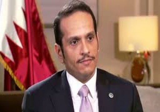 قطر ترحب بجهود دعم الوساطة الكويتية لحل الأزمة الخليجية
