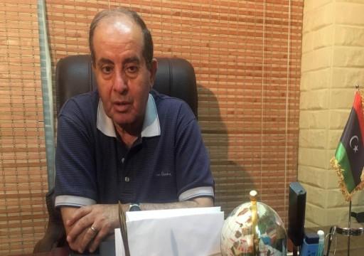 موال لأبوظبي.. وفاة السياسي الليبي محمود جبريل في مصر جراء إصابته بكورونا