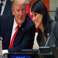 مندوبة أمريكا في مجلس الأمن: إيران تستخدم شعارات دينية لزعزعة المنطقة