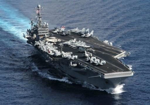 إيران: مستعدون للرد على أي عمل عدائي أمريكي في مياه الخليج