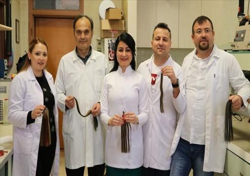 باحثون يقتربون من إنتاج شعر صناعي مماثل للطبيعي