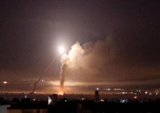 """سوريا.. نظام الأسد يعلن """"التصدي لقصف إسرائيلي"""" بريف حمص"""