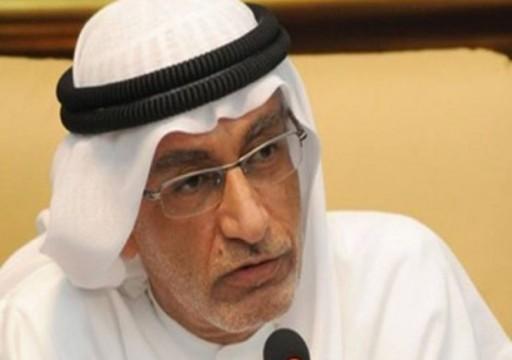 """""""عبدالله"""" يعلق على استئناف الإمارات الخدمات البريدية مع قطر"""