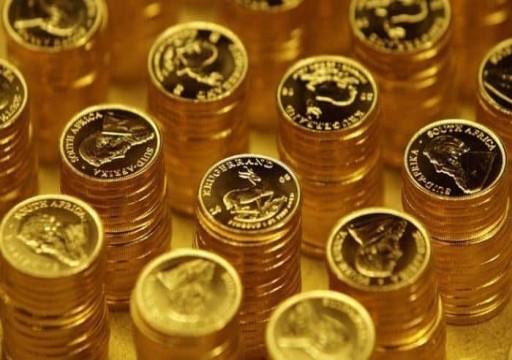 الذهب يتراجع من ذروة 6 سنوات لكنه يتجه لتحقيق مكسب أسبوعي