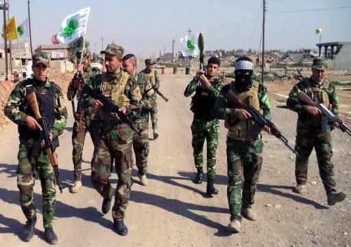 أمريكا تخطط لإخراج الحشد الشيعي من المحافظات العراقية الغربية