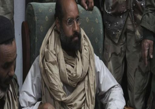 الجنائية الدولية تطالب مجلس الأمن بتوقيف سيف القذافي