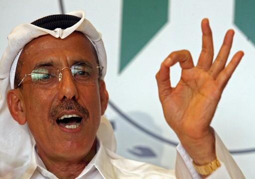 """""""خلف الحبتور"""" يسخر من قدرات السعودية العسكرية"""