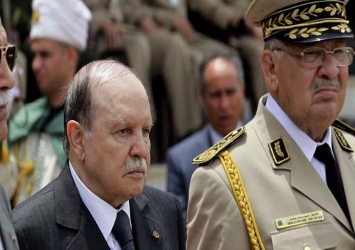 أول تلعيق للجيش الجزائري على الاحتجاجات الرافضة لترشح بوتفليقة