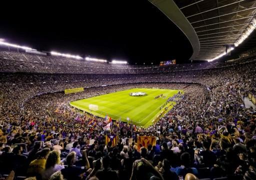 برشلونة يقهر إنتر بثنائية في ملعب كامب نو بدوي الأبطال