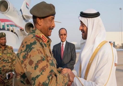 مع زيارة البرهان لأبوظبي.. مفاوضات العسكر مع الثوار تتعثر