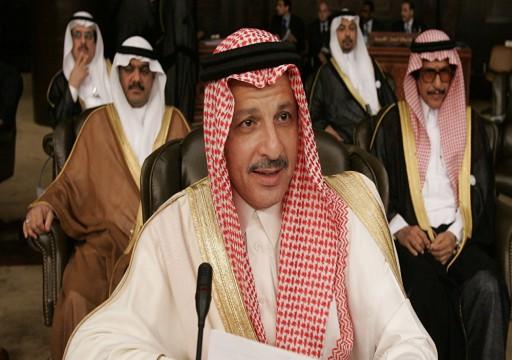 وزير سعودي: طالبنا باستخدام جميع الوسائل لردع إيران