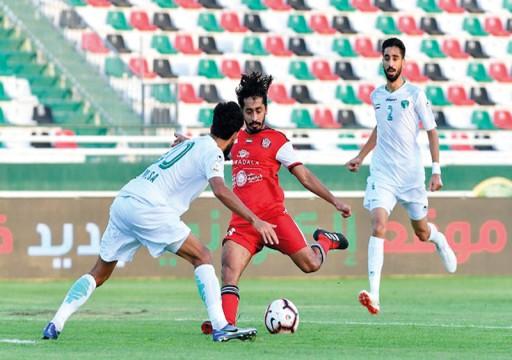 الإمارات يجتاز الفجيرة برباعية في كأس الخليج المحلي