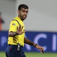 اتحاد الكرة يعين الجنيبي حكما لنهائي كأس الخليج العربي