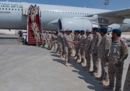 قوات جوية سعودية تصل قاعدة الظفرة للمشاركة في تمرين مشترك