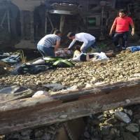 24 قتيلا و180 جريحا إثر خروج قطار عن مساره شمال غربي تركيا