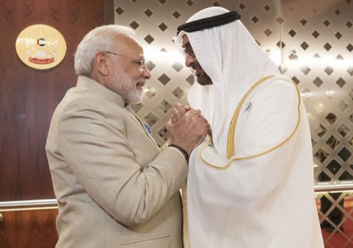 أول اتصال بين محمد بن زايد ومودي بعد هروب الملياردير الهندي شيتي من قضايا احتيال