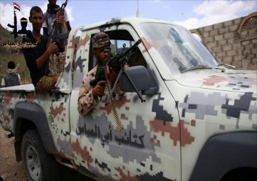 قوات مدعومة إماراتيا تهاجم معسكرا للأمن بتعز وسط اليمن