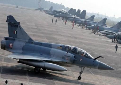باكستان تعلن شن غارات جوية على الشطر الهندي من إقليم كشمير