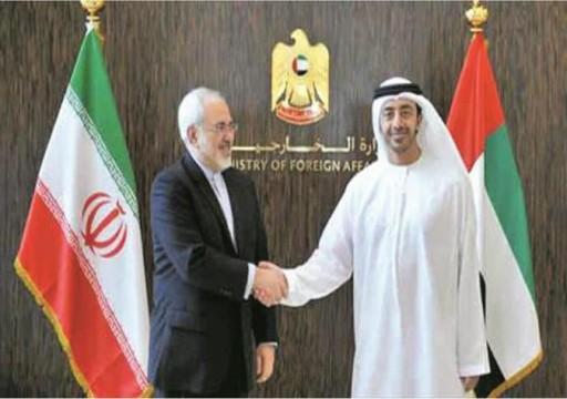 مسؤول إيراني: نأمل بالوصول إلى أجواء هادئة  مع الإمارات وهناك تفاهم مع أبوظبي