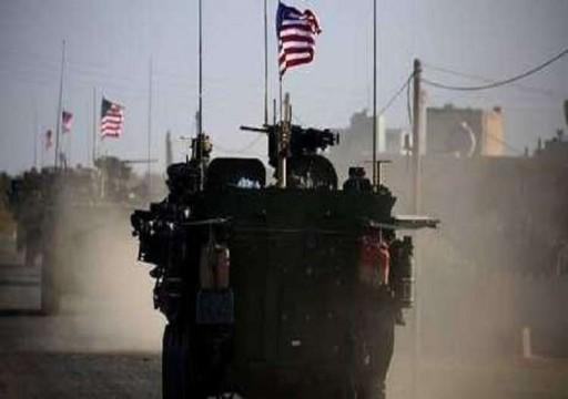 التحالف الدولي يعلن بدء سحب القوات الأمريكية من سوريا