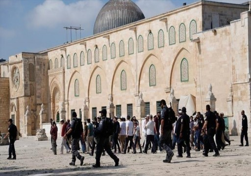 """الأردن يطالب إسرائيل بوقف """"فوري"""" لاقتحامات المستوطنين لـ""""الأقصى"""""""