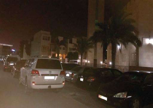 500 درهم مخالفة الوقوف بشكل عشوائي أمام المساجد