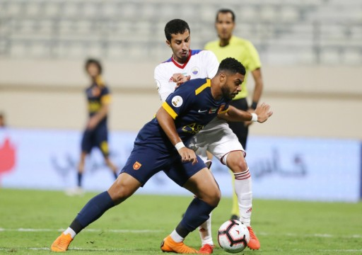 مساء اليوم..  4 مباريات قوية تنتظر نتائجها جماهير دوري الخليج
