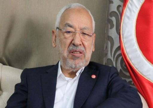 حركة النهضة ترشح الغنوشي لرئاسة البرلمان التونسي