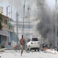"""القوات الصومالية تنهي الهجوم على مقر """"الداخلية"""" وتحيّد المهاجمين"""