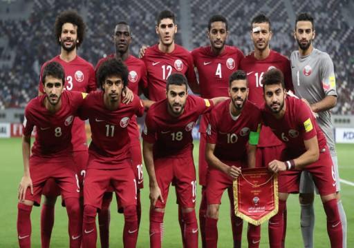 منتخب قطر: مصممون على إحراز أفضل النتائج في كأس آسيا