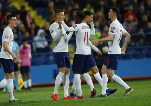 فرنسا وإنجلترا وأوكرانيا يتأهلان لكأس الأمم الأوروبية