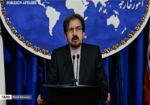 طهران تعلق على اتهامات الإمارات لها في التدخل بشؤون الآخرين