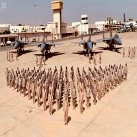 للمرة الأولى.. مناورات جوية مشتركة بين السعودية وتونس