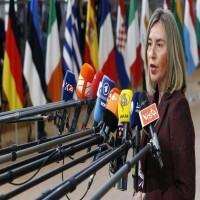 موغيريني تعلق على اتهامات نتنياهو لإيران