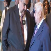 لقاء حميم بين وزيري خارجية نظام البحرين والنظام السوري