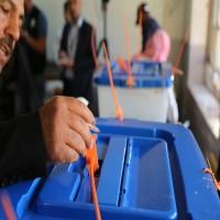 العبادي يتصدر الانتخابات التشريعية العراقية