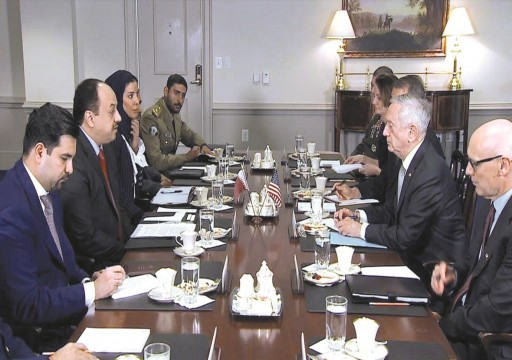 بيان للبنتاغون: واشنطن تسعى لتطوير قاعدة العديد في قطر