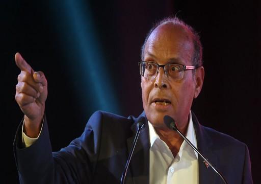 المرزوقي: كل المبادئ والمصالح التونسية ضاعت في عهد قيس سعيّد