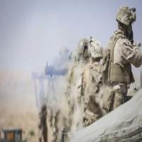 واشنطن تجري أول مناورة عسكرية مع المعارضة في سوريا
