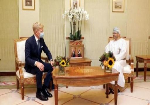 المبعوث الأممي إلى اليمن يختتم زيارة إلى مسقط