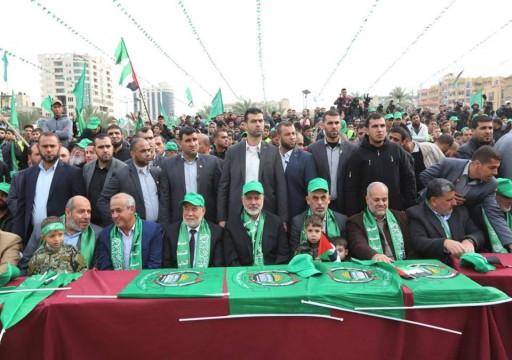 حماس تبدي استعدادها لانتخابات تشريعية ورئاسية بإشراف حكومة وحدة