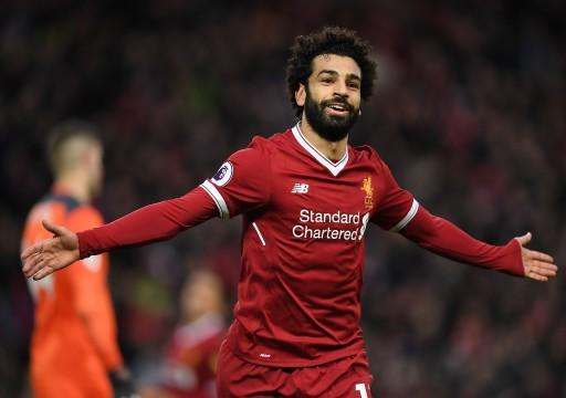 محمد صلاح أفضل لاعب إفريقي لعام 2018