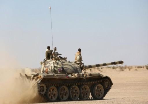 الجيش اليمني: سقوط 100 مسلح حوثي بين قتيل وجريح وأسير