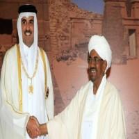 البشير يشيد بمواقف قطر