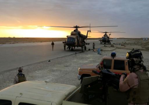 سقوط 5 قذائف قرب قاعدة عسكرية تستضيف أمريكيين شمالي العراق